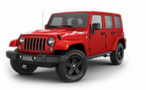 location voiture jeep