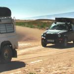 vehicule tout terrain location maroc