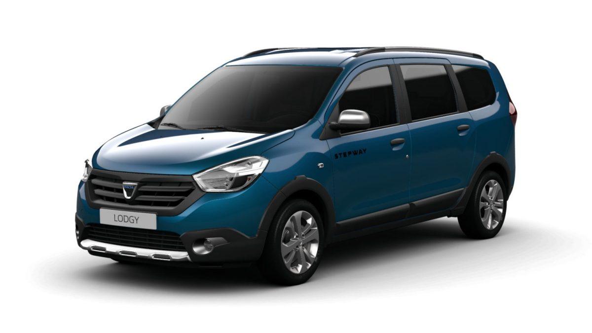 Promo Inédite: LODGY STEPWAY TT options Diesel Nouveau ...